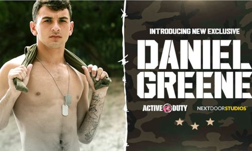 Daniel Greene Signs Exclusively With Next Door and Active Duty