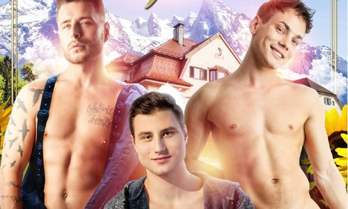 Falcon Studios' 'The Chalet' Released on DVD