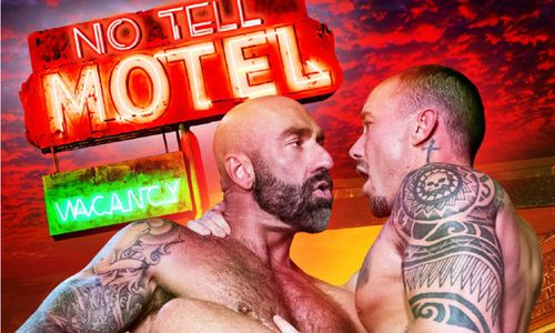 Raging Stallion Releases 'No Tell Motel' on DVD and for Download
