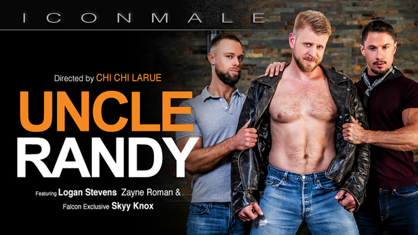 Chi Chi LaRue Directs 'Uncle Randy' for Icon Male