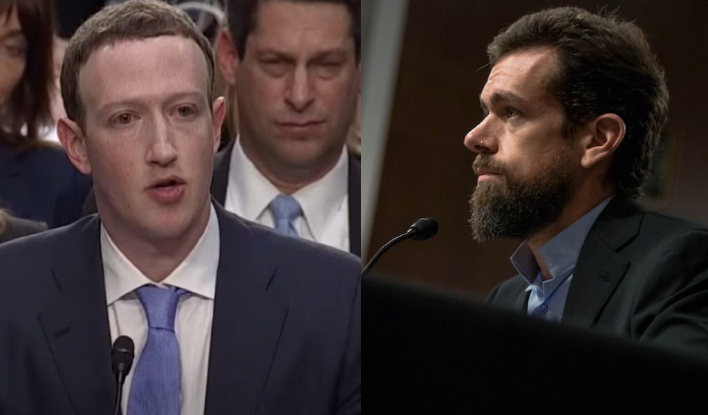 Twitter, Google, Facebook CEOs to Testify on Section 230