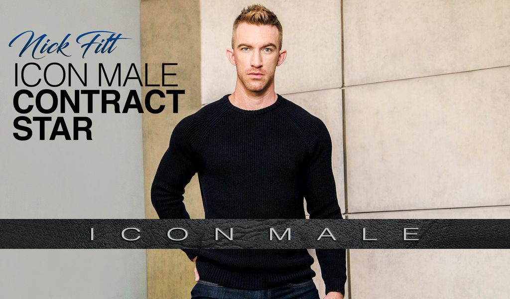 Nick Fitt to Represent Icon Male Under Exclusive Contract