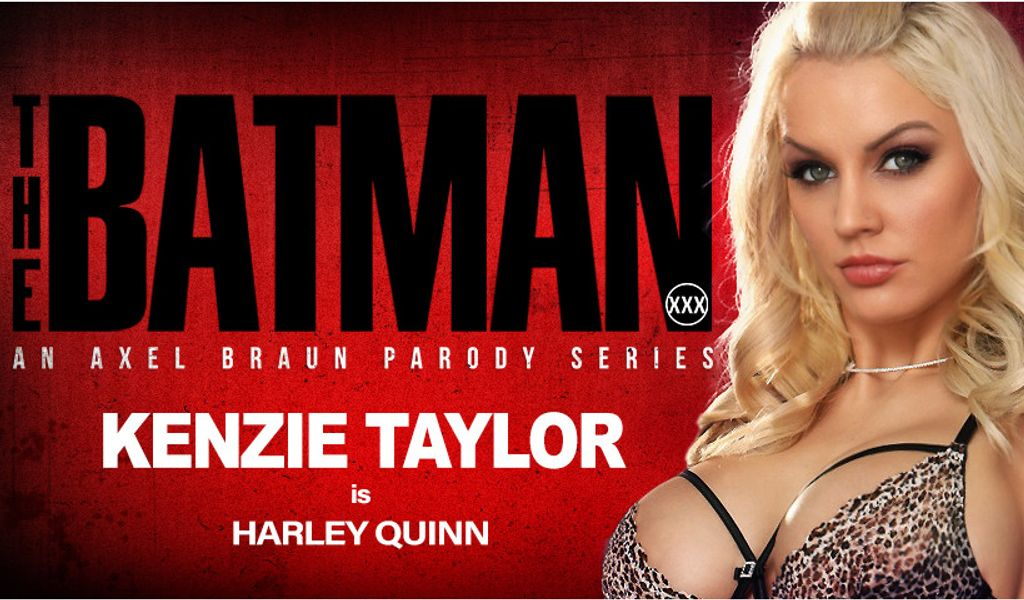 Kenzie Taylor Lands Role of Harley Quinn in 'The Batman XXX'