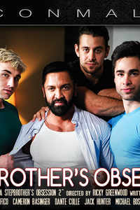 It's All in the Taboo Family in 'A Stepbrother's Obsession 2'