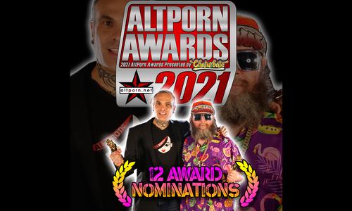 Alt Erotic Receives 12 AltPorn Award Nominations