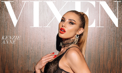 Vixen Unveils Adult Debut of Kenzie Anne