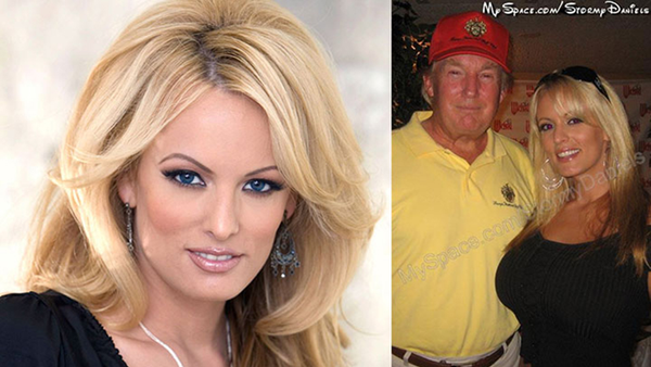 F.E.C. Ends Probe Into Trump 'Hush' Payment to Stormy Daniels