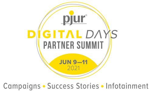 Registration Opens for Pjur Digital Days Partner Summit