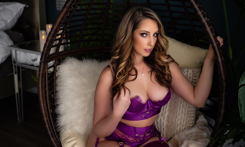 Brielle Day Celebrates 7 Year Anniversary on MyFreeCams