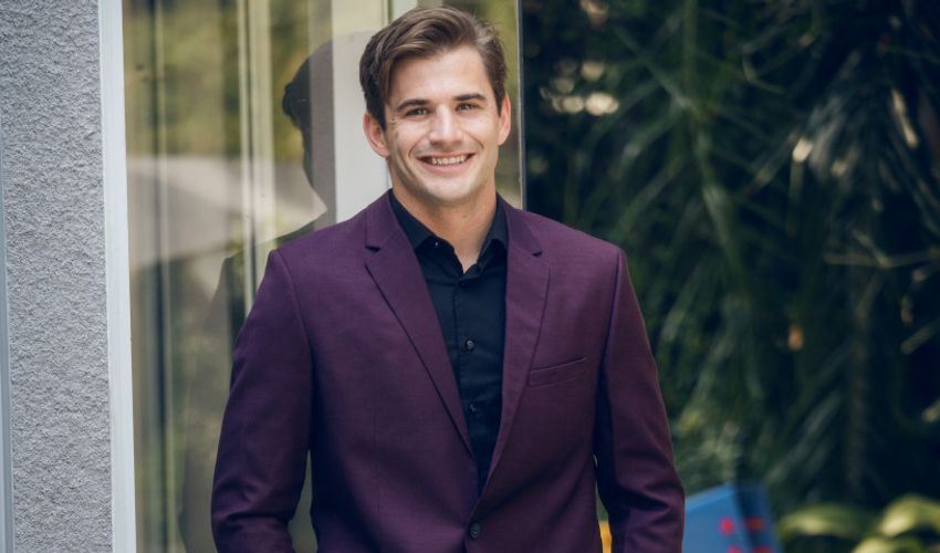 Not Stuntin': Nathan Bronson Emerges as Versatile Performer