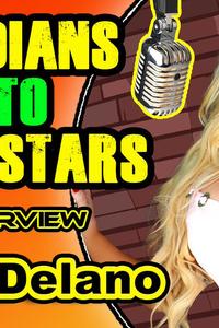 Nikki Delano Guests on 'Comedians Talk to Porn Stars'