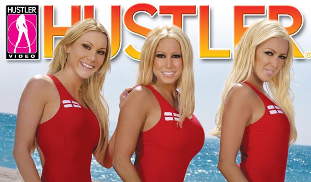 Hit the Beach with Hustler Videos This Aint Baywatch