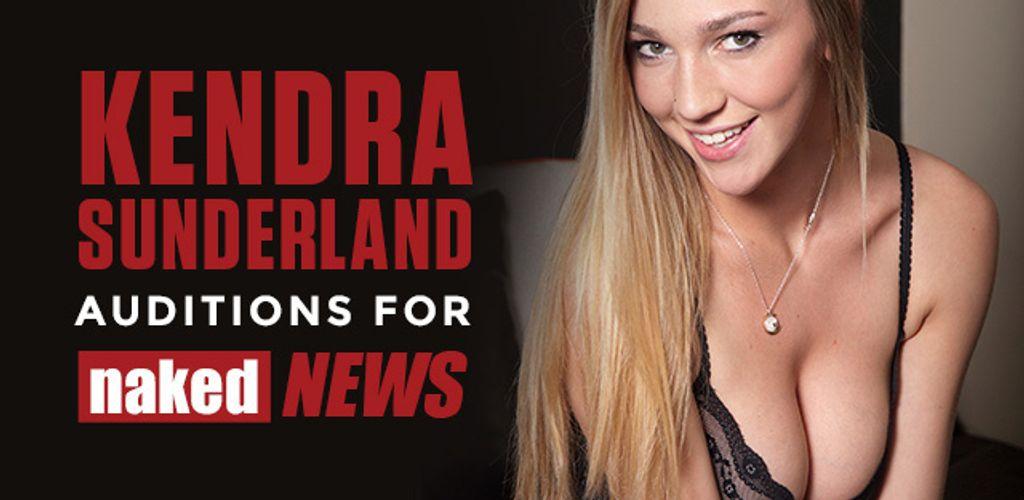 News audition naked Naked News