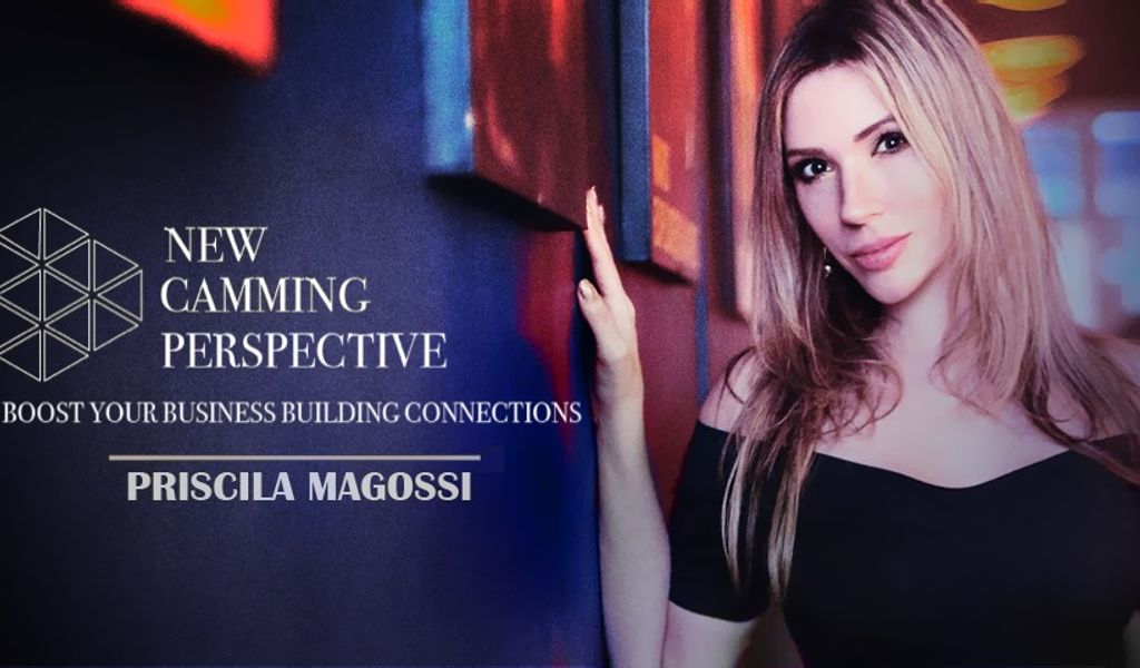 Priscila Magossi: The Power of Models in the Camming Community