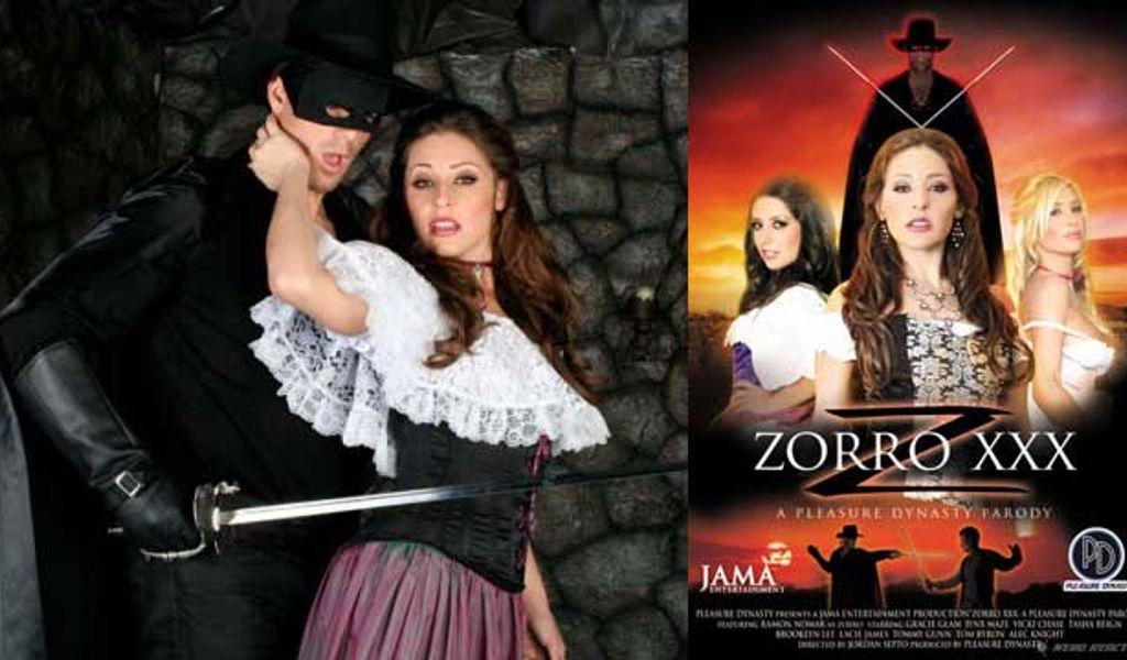 Xxx zorro Zorro XXX: