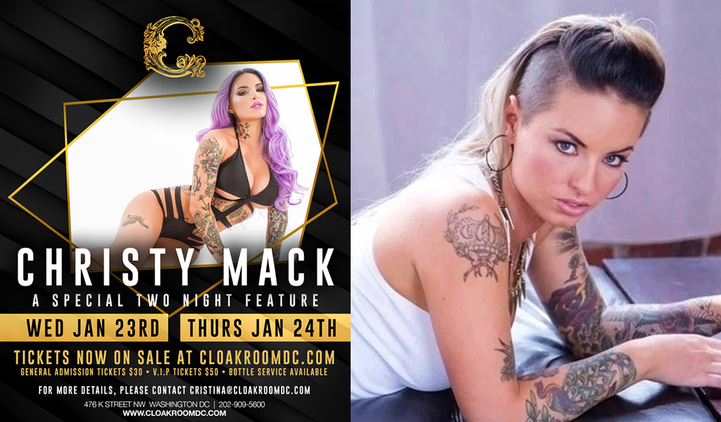 Christy Mack Strip Club